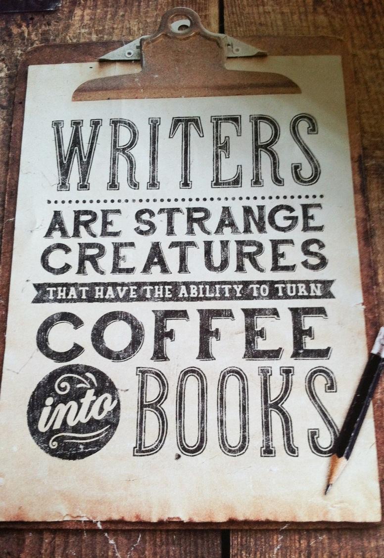 writers_are_strange_creatures